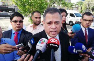 Julio García Valarini todavía tiene que ser ratificado como director general de la Caja de Seguro Social por la Asamblea.