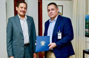 Julio García Valarini director interino de la CSS. Foto/Cortesía