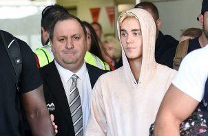 Justin Bieber. Foto: EFE