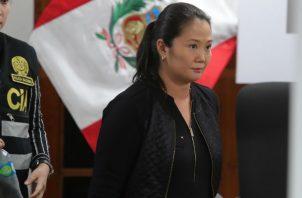 Fujimori ha acudido en última instancia a nivel nacional al Tribunal Constitucional para solicitar su liberación inmediata.