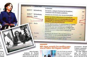La información de la diligencia fue suministrada por dos fuentes confiables. Foto: Panamá América.