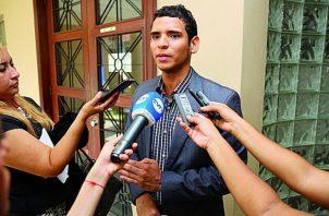 DIJ Allana la residencia del abogado Kevin Moncada, según la diputada Zulay Rodríguez. Foto: Cortesía.