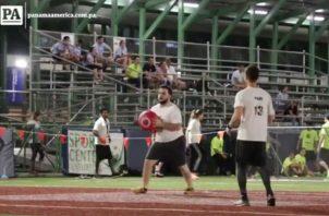 Kickball. Foto/DeportesPA