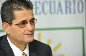 Fue ministro de Desarrollo Agropecuario de 2010 a 2011. Foto de archivo