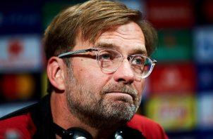 Klopp se la juega por su Liverpool.