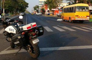 Las autoridades competentes llevan a cabo las investigaciones de este accidente de tránsito. Foto/Eric Montenegro