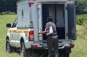 Se trata de la tercera víctima por homicidio que se registra en la provincia de Herrera, en los nueve meses que van del 2019.