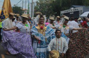 Se espera una afluencia masiva de personas al desfile. Foto: Thays Domínguez.