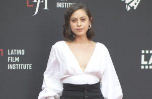La joven participó también en 'Maze Runner'.