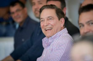 """Laurentino """"Nito"""" Cortizo ganó las elecciones el pasado 5 de mayo con el 33% de los votos."""