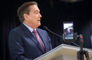 El presidente electo, Laurentino Cortizo, ganó los comicios con el 33% de los votos emitidos.