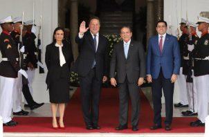 Laurentino Cortizo ya ha designado a siete de sus 14 ministros de Estado.
