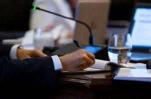 Para el 2020 se ajustó el presupuesto por $1,483 millones.   Foto: Presidencia.