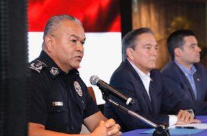 Jorge Miranda  fue designado por Laurentino Cortizo como nuevo director de la Policía Nacional.