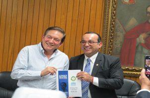 El recorte presupuestario  a la Universidad de Panamá es de unos 14 millones de dólares.