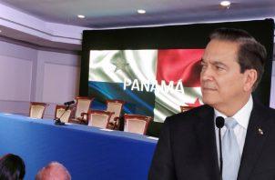 Laurentino Cortizo dijo que respetará lista de aspirantes a magistrados de la Corte Suprema de Justicia. Foto: Panamá América.