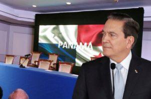 """Cortizo se ha comprometido a no gobernar para amigos o empresarios, sino para """"defender los intereses de todos los panameños"""". Archivo"""