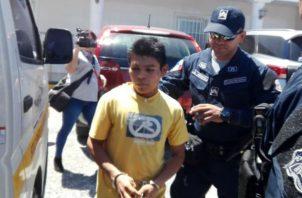 Lázaro Miranda Herrera mató a machetazos a una pareja de trabajadores. Foto: Melquíades Vásquez.