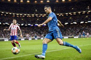 Cristiano se alista para el inicio de la Serie A.