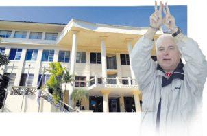 Liberación del expresidente Ricardo Martinelli.