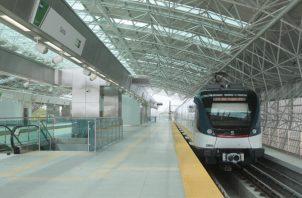 La Línea 2 del Metro de Panamá beneficiará a más de medio millón de personas. Foto de Víctor Arosemena