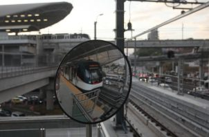 Metro de Panamá volverá a entregar la línea 2 al contratista, una vez termine la JMJ. Víctor Arosemena