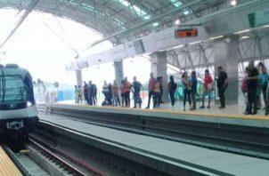 Estación de Cerro Viento. Foto de Francisco Paz