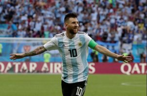 Leo Messi  Foto EFE