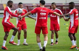 Panamá jugará en casa este miércoles.