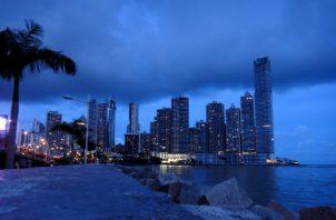Sinaproc emite alerta verde por sistema de baja presión en todo el país. Foto: Panamá América.