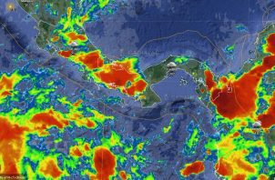 Sinaproc pronostica lluvias con actividades eléctricas en casi todo el país. Foto: Sinaproc.