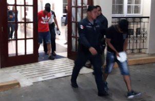 La condena se da luego de un acuerdo de pena. Foto: Mayra Madrid.