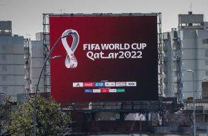 El logo se presentó en diferentes ciudades.