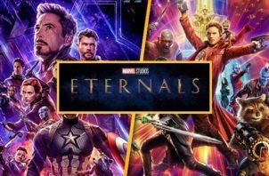 'The Eternals'.