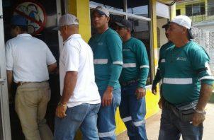 Son 79 plazas de empleo de forma directa que serán cesadas del proyecto minero de Cerro Quema. .