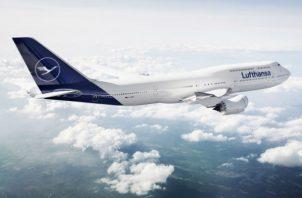 """Lufthansa vuela actualmente a 211 destinos en 74 países. Ofrece """"hubs"""" en Frankfurt y Múnich. Foto: Cortesía."""