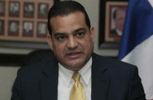 El ministro de Trabajo, Luis Ernesto Carles, habló sobre el cierre de empresas en Panamá