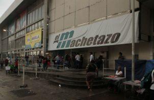 El Machetazo, una tienda por departamentos, cuenta con 17 sucursales en todo el país.