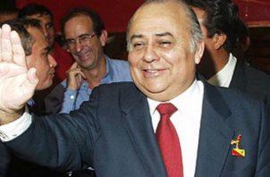 "Jesús ""Maco"" Rosas, expresidente del Molirena. Foto: Archivo"