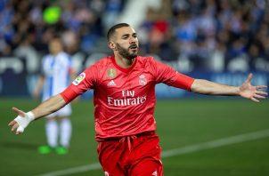 Karim Benzema ha respondido en los últimos juegos.