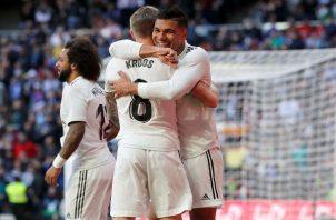 El Madrid es el máximo ganador de Champions.