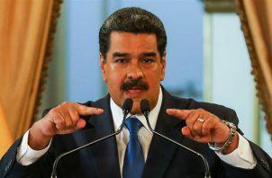 Maduro se encuentra en medio de una lucha por el poder con Guaidó