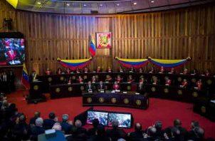 Nicolás Maduro, tomó posesión el pasado 11 de enero como presidente de Venezuela por seis años más. FOTO/EFE