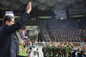 Maduro ha pedido a Guaidó que convoque a elecciones presideciales. Foto: Archivo/Ilustrativa.