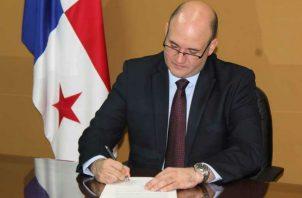 El magistrado Alfredo Juncá fue designado por el presidente Juan Carlos Varela y ratificado por la Asamblea Nacional.