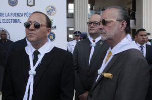Magistrados entregarán hoy credenciales a Vallarino. Víctor Arosemana