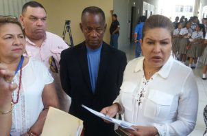 Presentan recusación contra magistrados del Tribunal Electoral. Foto/Adiel Bonilla
