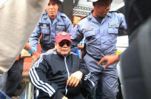 El exgeneral Manuel Antonio Noriega mandó en Panamá de 1983 a 1989. Murió en 2017. Foto: Panamá América.