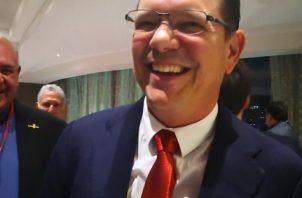 Manue Arias presidente de la Fepafut.