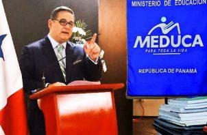 """Marco Ameglio: """"Yo transformaría al Meduca en una autoridad"""". Cortesía"""